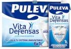 LECHE VITA DEFENSAS SEMIDESNATADA PULEVA 1L