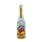 BEBIDA ESPUMOSA SIN ALCOHOL Y SIN GLUTEN CHAMP  N 750 ml