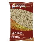 LENTEJA CASTELLANA 1 KG  IFA ELIGES