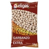 GARBANZO SECO  LECHOSO  IFA ELIGES 1 KG