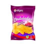PAPAS ONDULADAS SABOR JAM  N IFA ELIGES 170 GR