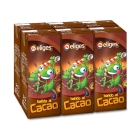 BATIDO DE CHOCOLATE IFA ELIGES PACK 6 X 200 ML