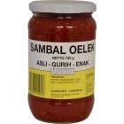 SALSA SAMBAL OELEK ASLI 720 GR