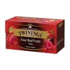 TE FOUR RED FRUITS 25 S  TWININGS