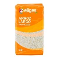 ARROZ LARGO VAPORIZADO IFA ELIGES 1 KG
