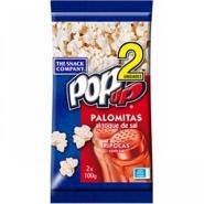 PALOMITAS POP UP 2 U  SAL