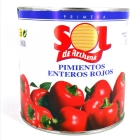 PIMIENTOS ENTEROS ROJOS SOL DE ARCHENA 2 5 KG