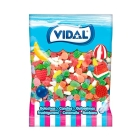 GOMINOLAS MINI MIX AZUC  1 KG  VIDAL