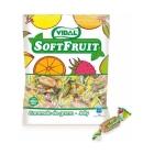 CARAMELOS DE GOMA SOFT FRUIT  VIDAL 1 KG