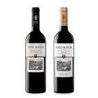 Vino tinto crianza y reserva D O Rioja Coto Mayor 2 x 750 ml
