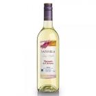 Vino blanco D O Rioja Satinela Botella 750 ml