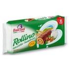 ROLLINO NOCCIOLA 6 U  222 GR  BALCONI