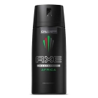 DESODORANTE AXE AFRICA SPRAY 150 ML