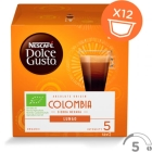 DOLCE GUSTO COLOMBIA 5 INTENSISDAD   12 C  PSULAS