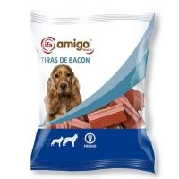 SNACK PERRO TIRAS DE BACON IFA AMIGO 250 GR