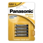 PILAS AAA4 ALKALINA POWER PANASONIC