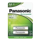 PILAS AA2 RECARGABLE PANASONIC