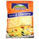 QUESO RALLADO 4 QUESOS HOCHLAND 1 KG