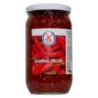 SAMBAL OELEK WINDMILL 750 GR