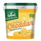 SALSA DE QUESO CHEDDAR CHOVI 1 KG