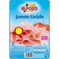 JAM  N COCIDO LONCHAS 110 GR  POZO