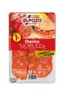 CHORIZO NOBLEZA EXTRA LONCHAS EL POZO 75 GR
