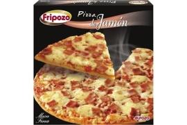 PIZZA JAMON Y QUESO FRIPOZO 400 GR
