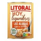 ALUBIAS ESTOFADAS LITORAL 430 GR