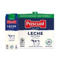 LECHE ENTERA PASCUAL 1 L
