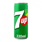 SEVEN UP LATA 33 CL