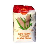 HARINA DE MA  Z BLANCO PRECOCIDO EL DORADO 1KG