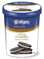 HELADO VAINILLA CON COOKIES IFA ELIGES 500 ML