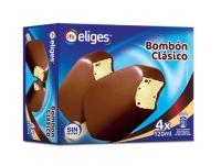 HELADO BOMBON CLASICO IFA ELIGES 4 X 120 ML