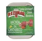 ANCHOA CANTABRICO ACEITE OLIVA REZUMAR 80 GR
