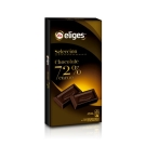 CHOCOLATE SELECCION 72  CACAO IFA ELIGEL 100 GR