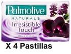 JABON PASTILLA ORQUIDEA PALMOLIVE PACK DE 4 PASTILLAS