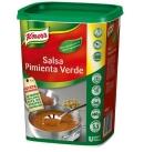 PREPARADO PARA SALSA PIMIENTA VERDE KNORR 660 GR