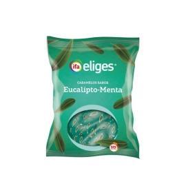 CARAMELOS SABOR EUCALIPTO Y MENTA IFA ELIGES 250 GR