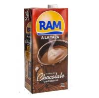 CHOCOLATEA LA TAZA LIQUIDO SABOR TRADICIONAL RAM 1 L