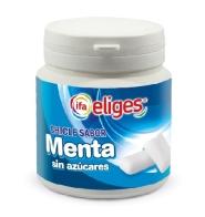 CHICLE DE MENTA SIN AZ  CARES IFA ELIGES 80 CHICLES 100 GR
