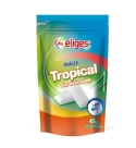 CHICLE TROPICAL SIN AZ  CARES IFA ELIGES 37 CHICLES 45 GR