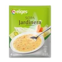 SOPA JARDINERA EN POLVO IFA ELIGES 80 GRAMOS