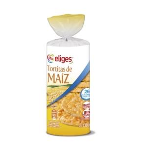 TORTITAS DE MA  Z IFA ELIGES 130 GR