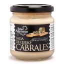 SALSA DE QUESO CABRALES GRAN SELECCION GOURMET 190 GR