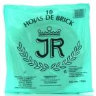PASTA BRICK 10 HOJAS JR 170 GR