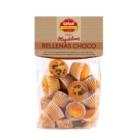 MINI MAGDALENA RELLENAS DE CHOCOLATE GIMAR 350 GR