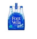 AGUA C GAS FONT VELLA 1L