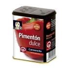 PIMENT  N DULCE CARMENCITA 75 GR  LATA