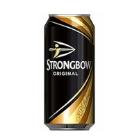 SIDRA STRONGBOW 440 ML  LATAS