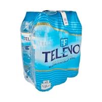 AGUA TELENO 1 5 L   CAJA DE 6 BOTELLAS
